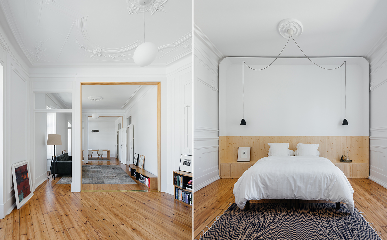 Reforma de apartamento en Lisboa (Portugal)
