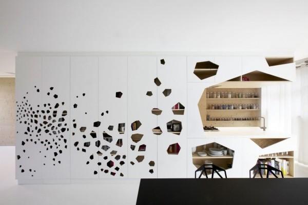 Apartamento minimalista en Amsterdam, por i29 interior architects