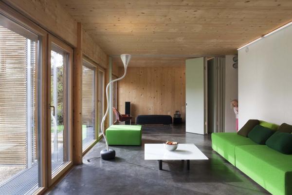 Una casa que ahorra energía, obra de Karawitz Arquitectura