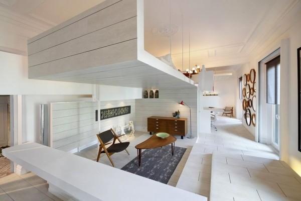 Un apartamento en tres dimensiones, de Héctor Ruiz-Velázquez