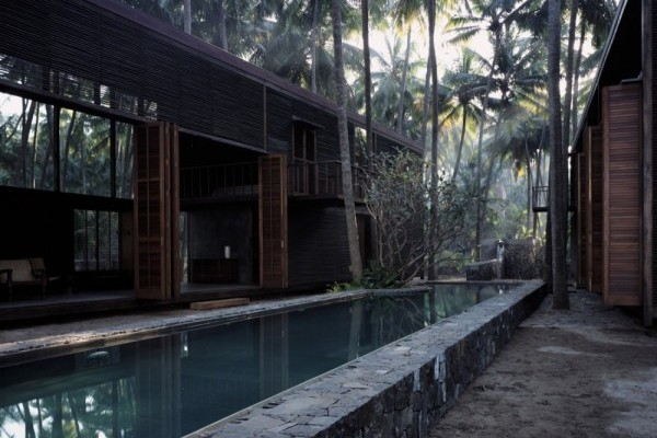 Casa Palmyra en India, de Studio Mumbai Architects