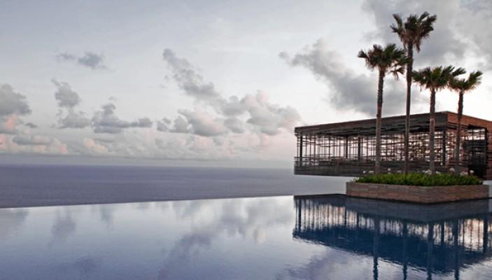 Alila Villas Uluwatu, un resort sostenible en Bali