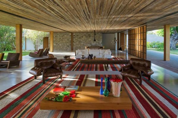 Casa Bahia de Marcio Kogan. Ecologismo a la brasileña