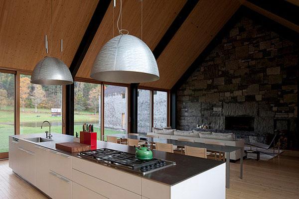 Una granja-vivienda contemporánea obra del arquitecto Rick Joy